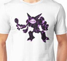 Pokemon Alakazam psychic fracture Unisex T-Shirt