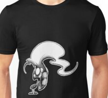 M Blackwell - Toothy Bug Hair Guy Thing 01... Unisex T-Shirt