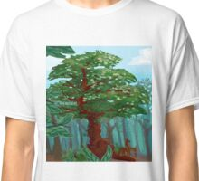 Bark and Deer Classic T-Shirt