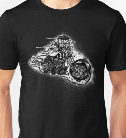 Bobber Rider Unisex T-Shirt