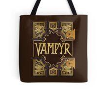 Vampyr Book - Buffy the Vampire Slayer Tote Bag