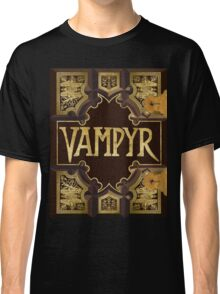 Vampyr Book Classic T-Shirt