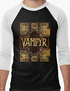 Vampyr Book Men's Baseball ¾ T-Shirt