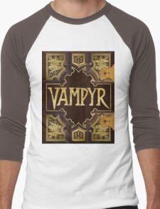 Vampyr Book Men's Baseball ¾ T-Shirt