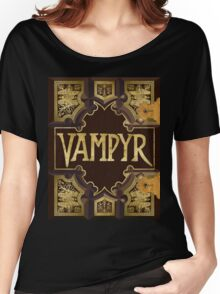 Vampyr Book Women's Relaxed Fit T-Shirt