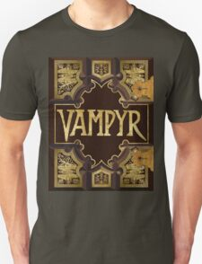 Vampyr Book T-Shirt