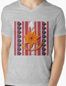 Cherokee Nation Mens V-Neck T-Shirt