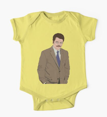 R. Swanson Drawing One Piece - Short Sleeve