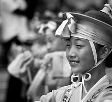 Korean Dancer by BruceMacArthur