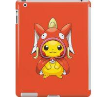 Pikachu Dressed as Magikarp iPad Case/Skin