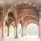 Red Fort - Delhi by pennyswork
