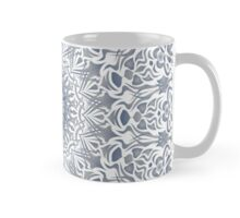 Tribal Mandala Blue Mug