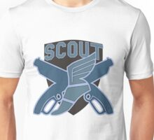 Team Fortress 2 Blu Scout Unisex T-Shirt