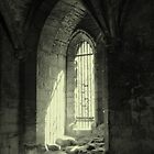 Chapter House window by Colin Metcalf