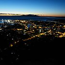 Sunrise at Townsville. by PhotosByG