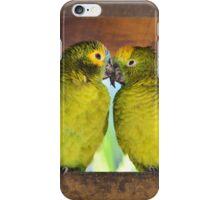 Lovebirds iPhone Case/Skin