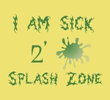 Splash Zone by arginal
