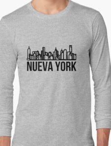 Nueva York Long Sleeve T-Shirt