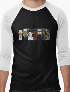 Monster Squad Men's Baseball ¾ T-Shirt