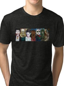 Monster Squad Tri-blend T-Shirt