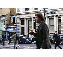 Barclays Photographic Print