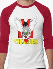 Hajime  No Ippo - Takamura Men's Baseball ¾ T-Shirt
