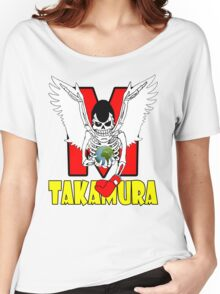 Hajime  No Ippo - Takamura Women's Relaxed Fit T-Shirt