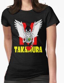 Hajime  No Ippo - Takamura Womens Fitted T-Shirt