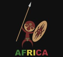 Africa by jean-louis bouzou