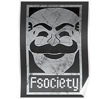 Fsociety Poster