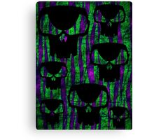 Danger In The Jungle Canvas Print