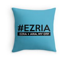 #EZRIA Throw Pillow