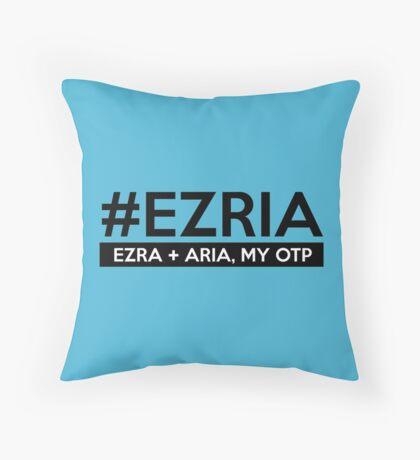 #EZRIA Throw Pillow