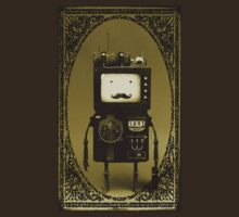 Steampunk B-MO Adventure time.  by Geenrk