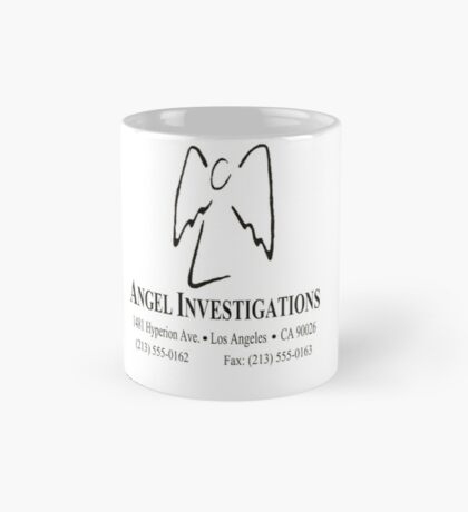 "Angel Investigations (From the series ""Angel"") Mug"