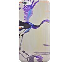 Blue Herron iPhone Case/Skin