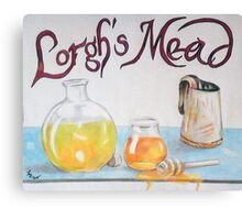 Lorgh's Mead Canvas Print