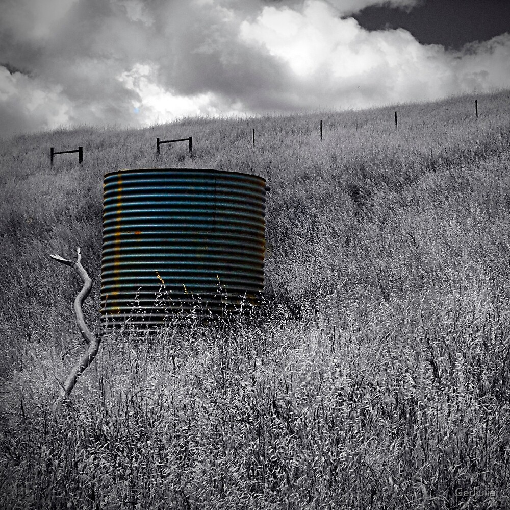 The Water Tank by Gerijuliaj