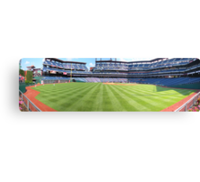 Perfect Day at the Ballpark Canvas Print