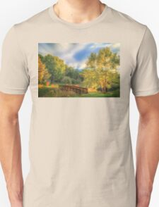 Summer sets on Concord Greene Unisex T-Shirt