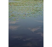 Upside Down Reflection Photographic Print