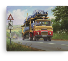 Austin Carrimore transporter Canvas Print
