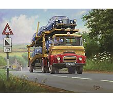 Austin Carrimore transporter Photographic Print