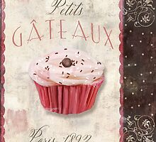 Patisserie Pink Cupcake by mindydidit