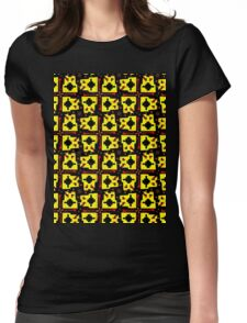 Type for me, Manny Womens Fitted T-Shirt