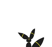 Spike the Umbreon by RenaInnocenti