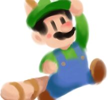 Luigi by BeePlz
