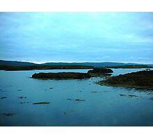 Dunvegan Coastline, Skye, Scotland Photographic Print