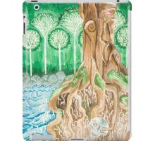 Overgrown iPad Case/Skin