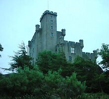 Dunvegan Castle, Skye, Scotland by VoiceWithin